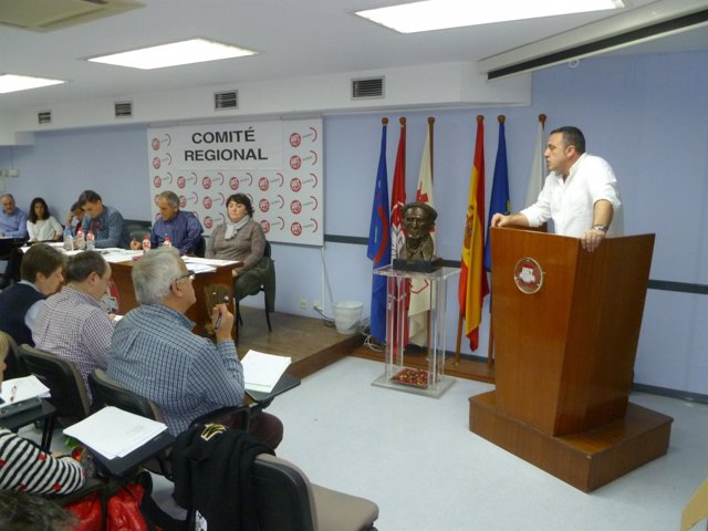 Comité Regional de UGT