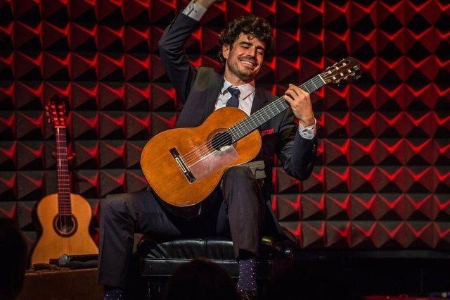 Guitarrista  Pablo Sáinz Villegas