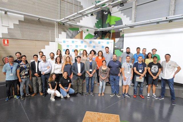 [Grupocanarias] Nota De Prensa Y Fotografías: Innovación Formación Sector Marino