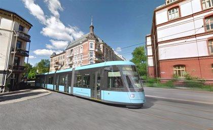 CAF logra en Oslo uno de sus mayores pedidos de tranvías por 200 millones