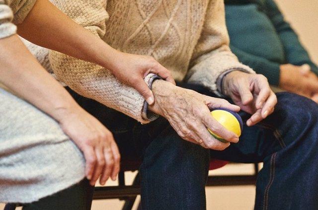 Voluntariado personas mayores