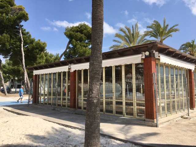 Chiringuito, Alcudia, Playa, Balneario, recurso