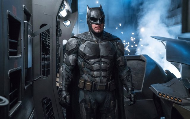 Ben Affleck es Batman en Liga de la Justicia