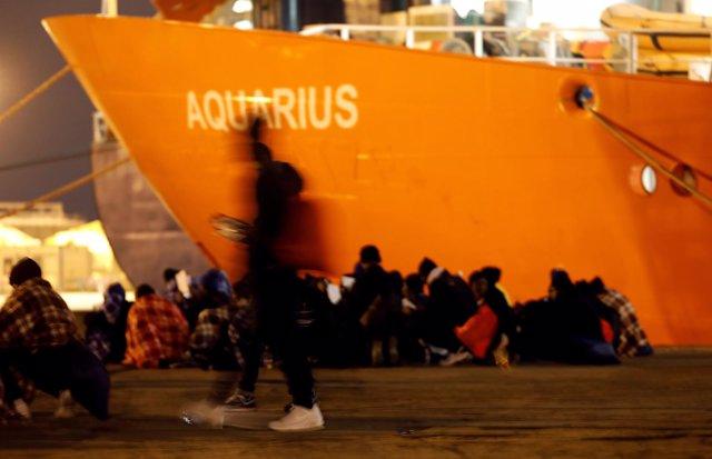 Barco 'Aquarius'