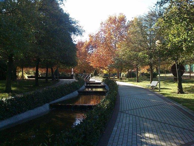 Parque del Príncipe de Cáceres