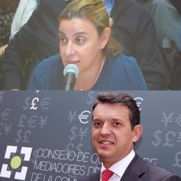 Elisa Maldonado y Jorge Vela