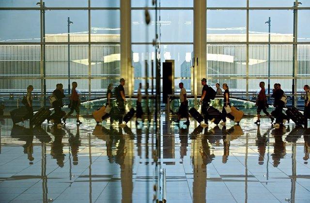 Aeropuerto de la red de Aena