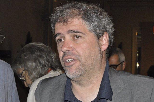 El secretario general de CC.OO., Unai Sordo.