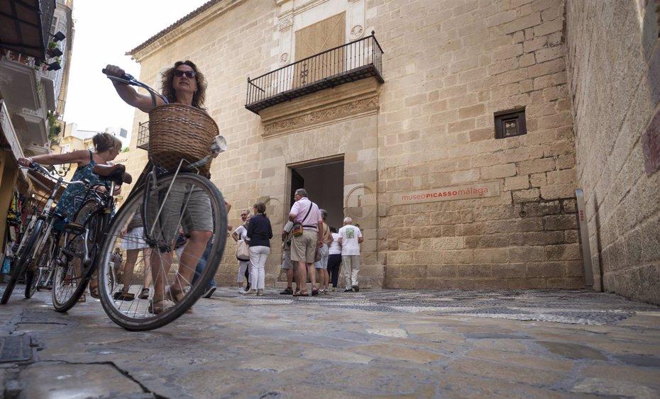 Foto: Autorizada una aportación de 4,37 millones para el Museo Picasso Málaga (EUROPA PRESS/EDUARDO GRUND MPM - Archivo)
