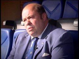 Pablo Comas, ex presidente del Recreativo de Huelva