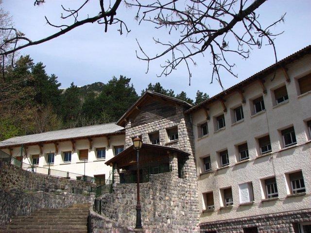 Escuela de Canfranc