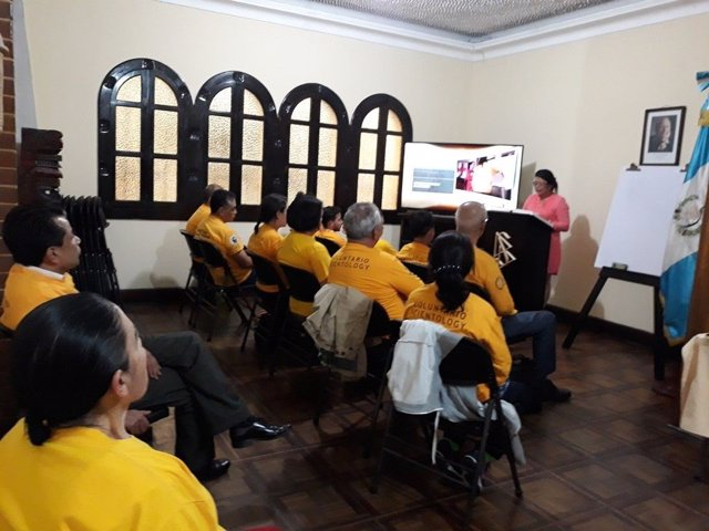 La iglesia Scientology activa la ayuda por el volcán de Guatemala