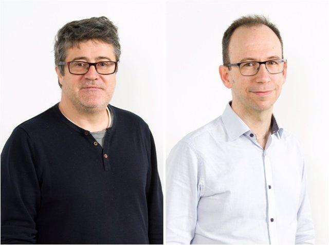 Alberto VIllanueva y Ernest Nadal