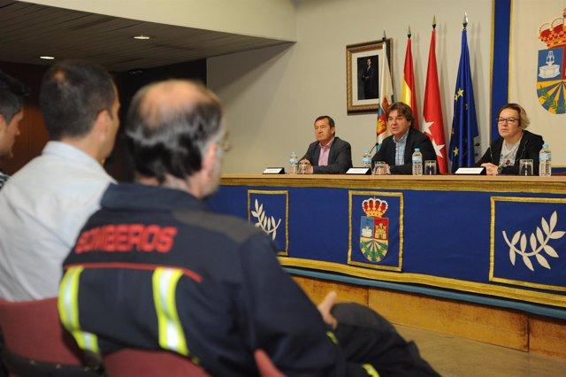 Jornadas de seguridad en Fuenlabrada