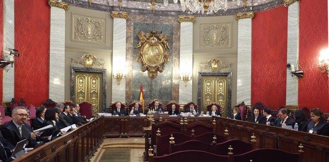 Vista del Caso Nóos en el Tribunal Supremo