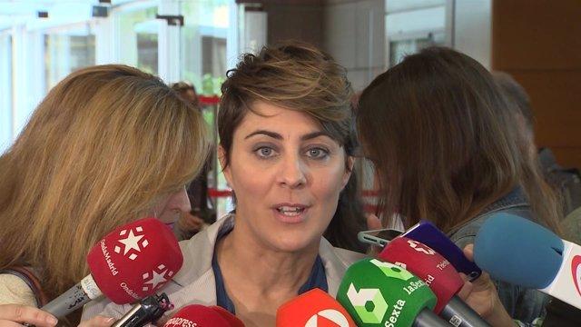 Ruiz Huerta en la Asamblea de Madrid