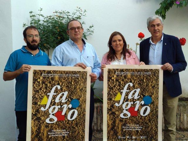 Carrillo presenta Fagro 2018