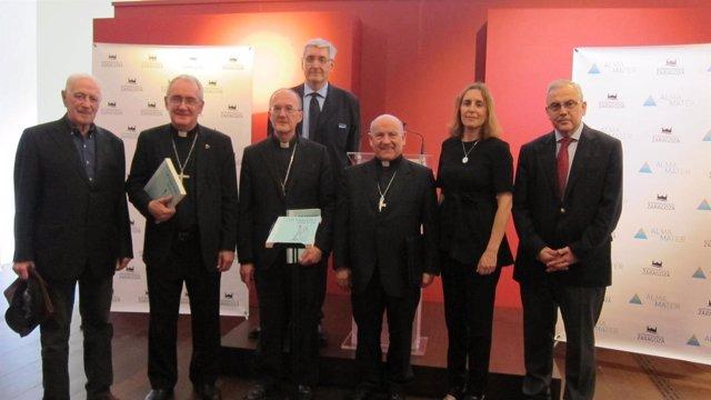 Homenaje a Ernesto Meléndez a través de la revista 'Aragonia sacra'