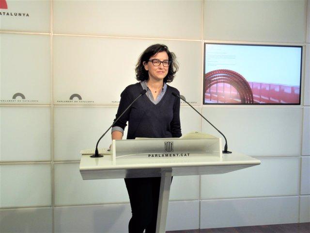 Eva Granados, PSC