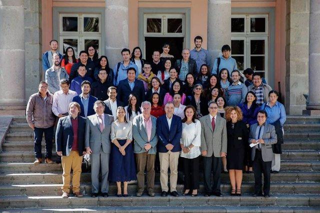 Diputación participa en Quito en el Taller de Gestión de Rutas Culturales.