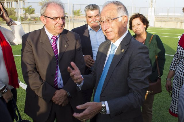 Vícar contará con un Parque de la Infancia con una inversión de Diputación.
