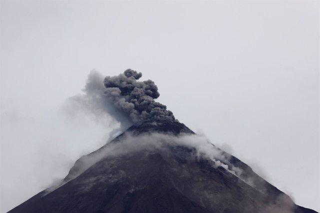 El Volcán de Fuego