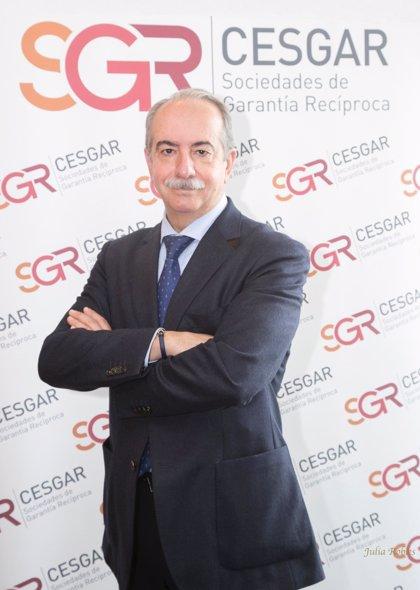 Antonio Couceiro sustituye a José Rolando Álvarez como presidente SGR-Cesgar