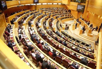El Senado rechaza los 56 vetos a las secciones de los PGE