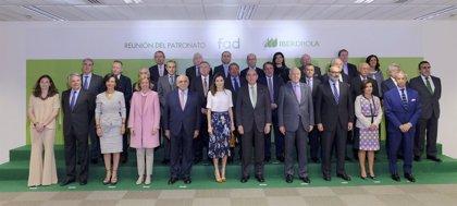 La Reina Letizia preside la reunión del Patronato de la FAD para conocer su nueva estrategia de prevención de drogas