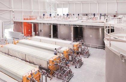 Industrias Químicas del Ebro inaugura su nueva planta de sílice precipitada en el polígono Malpica de Zaragoza