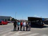 Foto: La Junta y Ayuntamiento de El Puerto (Cádiz) colaboran para avanzar en los trámites de la estación de autobuses