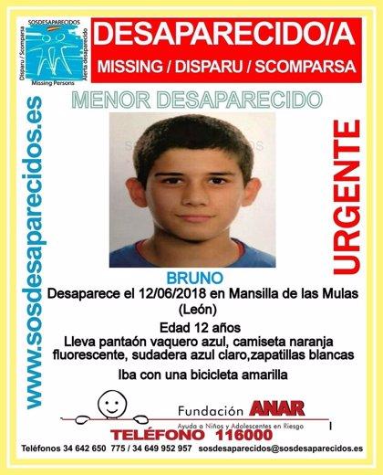 Aparece en perfecto estado el niño desaparecido en Mansilla de las Mulas (León)