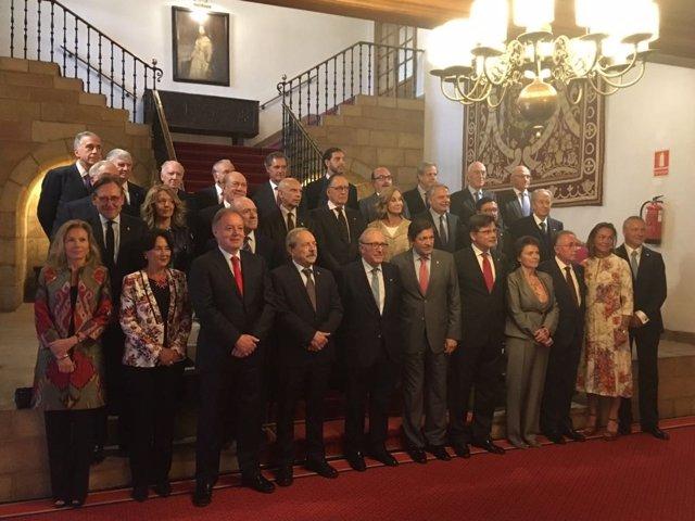 Jurado del Premio Princesa de Asturias de la Concordia