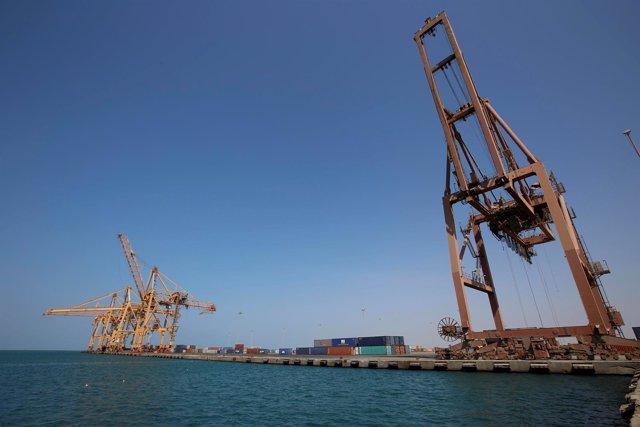 Puerto de Hodeida