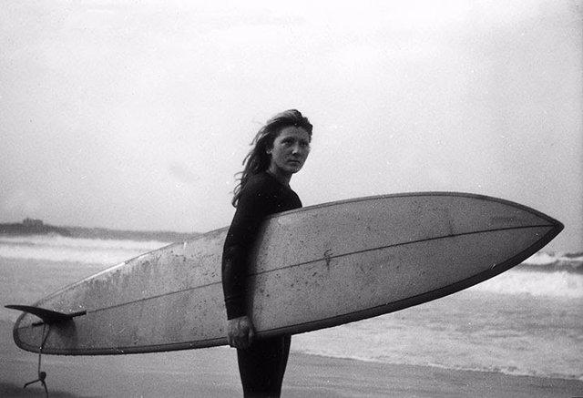 Laura Revuelta en 1972