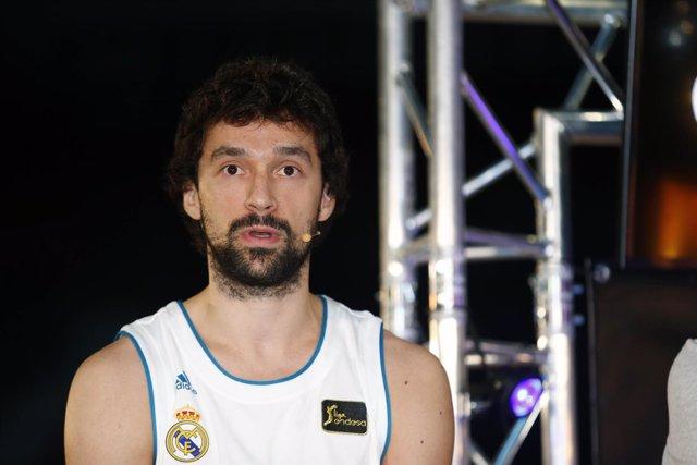 Sergio Llull Real Madrid