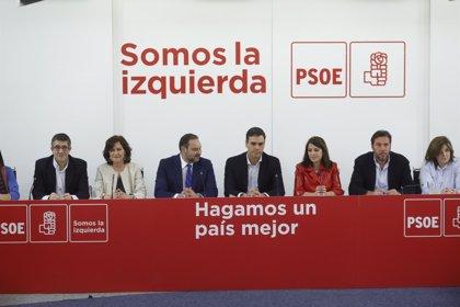 La Ejecutiva del PSOE se reunirá este lunes, por primera vez desde la llegada de Pedro Sánchez a Moncloa