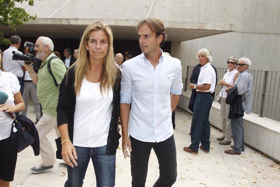 ARANTXA SANCHEZ VICARIO Y JOSEP SANTACANA