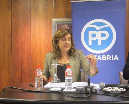 """Buruaga cree que """"lo mejor"""" para el PP es que haya una """"candidatura única"""""""