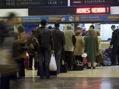 Solucionada la avería del AVE Barcelona-Madrid que causa retrasos
