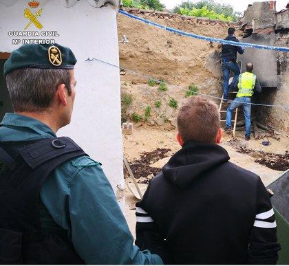 Detenidos dos vecinos de Miajadas como presuntos atracadores de la gasolinera del Cruce de las Herrerías