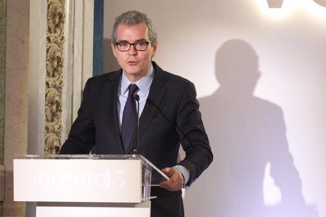 Pablo Isla, president d'Inditex