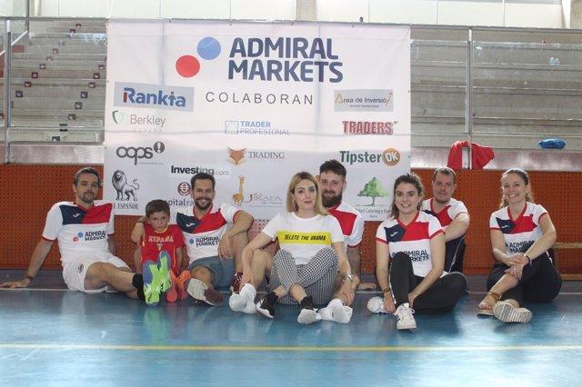 Torneo Solidario de Fútbol Sala de Admiral Markets