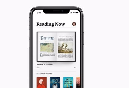 Apple estrenará en otoño Apple Books, la 'app' de lectura para iPad y iPhone que sustituye a iBooks