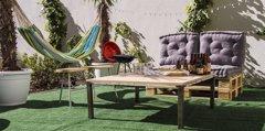 4 ideas de terraza de verano para disfrutar el Mundial o...