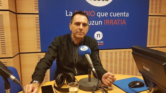 Andeka Larrea (Podemos)