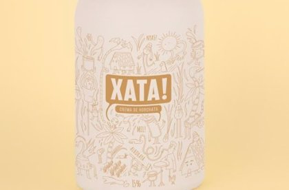 """Lanzan un licor y una cerveza """"con auténtico sabor a horchata y cien por cien valencianas"""""""