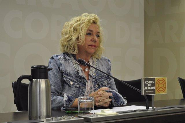 Dolores Serrat, diputada autonómica del PP