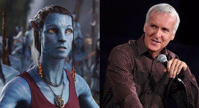 Avatar y James Cameron