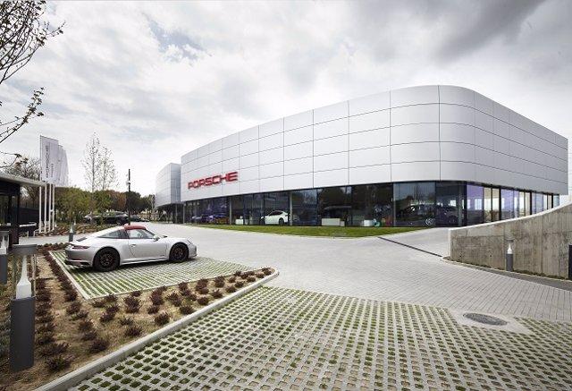 Centro de Porsche Madrid Norte